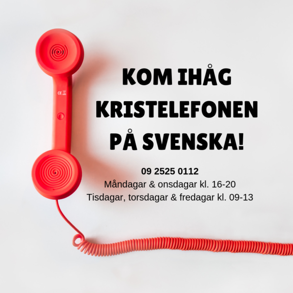 Svenskspråkig kristelefon