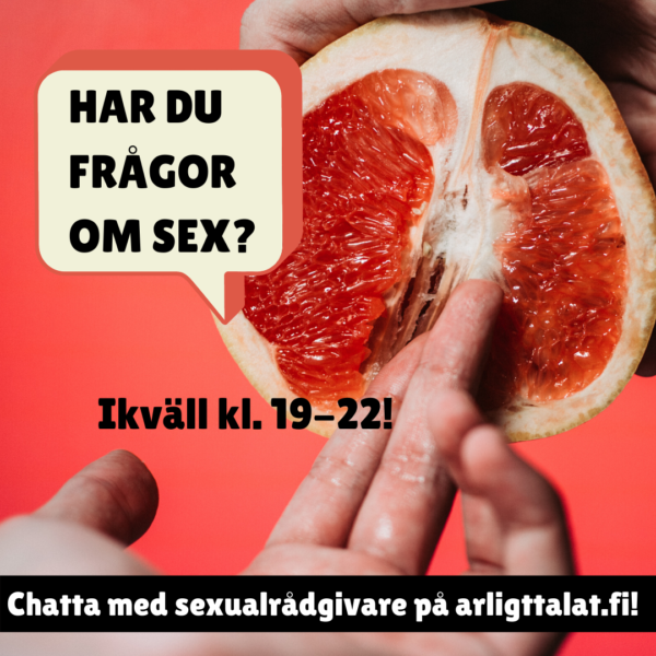 Vecka 4: gäst sexualrådgivare Tessi